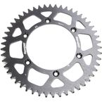 Black Aluminum Rear Sprocket - RAL-245-50-BLK