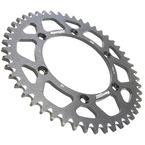 Black Aluminum Rear Sprocket - RAL-808-48-BLK