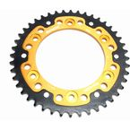 Gold Stealth Rear Sprocket - RST-1308-42-GLD