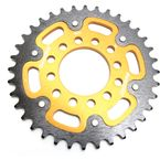 Gold Stealth Rear Sprocket - RST-1826-36-GLD