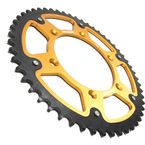 Gold Stealth Rear Sprocket - RST-210-48-GLD