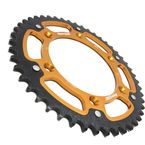 Gold Stealth Rear Sprocket - RST-245-47-GLD