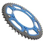 Blue Stealth Rear Sprocket - RST-245-49-BLU