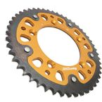 Gold Stealth Rear Sprocket - RST-4-49-GLD