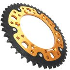 Gold Stealth Rear Sprocket - RST-460-46-GLD