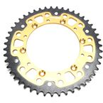 Gold Stealth Rear Sprocket - RST-460-47-GLD
