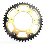 Gold Stealth Rear Sprocket - RST-480-45-GLD