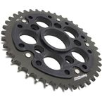 Black Stealth Rear Sprocket - RST-733-40-BLK
