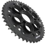 Black Stealth Rear Sprocket - RST737525-43BLK