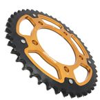 Gold Stealth Rear Sprocket - RST-7-45-GLD
