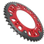Red Stealth Rear Sprocket For Beta - RST-8000-47-RED