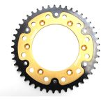 Gold Stealth Rear Sprocket - RST-990-45-GLD