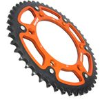 Orange Stealth Rear Sprocket - RST-990-48-ORG