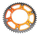 Orange Stealth Rear Sprocket - RST-990-50-ORG