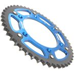 Blue Stealth Rear Sprocket - RST-990-48-BLU