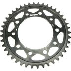 Black Edge Rear 42 Tooth Sprocket - RFA130442BLK