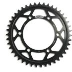 Black Edge Rear 43 Tooth Sprocket - RFA48043BLK
