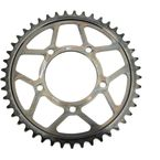 Black Edge Rear 45 Tooth Sprocket - RFA80745BLK