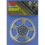 530XSO Chain and Sprocket Kit - 3074-890W