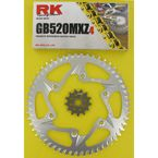 GB520MXZ Chain and Sprocket Kit - 1012-008ZG
