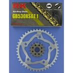 GB530XSO Chain and Sprocket Kit - 1062-910WG