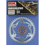 GB525XSO Race Chain and Sprocket Kit - 3066-970WG