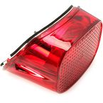 Red Taillight Lens for 1999-Early 2003 Models - 09026319