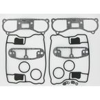 Replacment Rocker Box Gasket Kit for Evolution Big Twin, XL - 90-4091