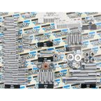 Smooth Chrome Motor Bolt Set - DS190814S