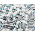 Smooth Chrome Motor Bolt Set - DS190766S