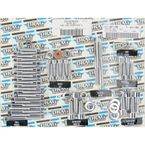 Smooth Chrome Motor Bolt Set - DS-190805S