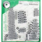 Polished Chrome Steel Socket Head Motor Bolt Kit - P-88-98