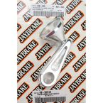 Polished Billet Clamp-On Mirror - 8-11