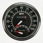 1:1 Speedometer 68-84 Face with Tachometer - DS-243871