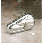 Teardrop Left Side Chrome Toolbox - DS-373701