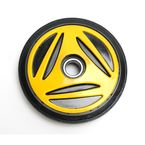Yellow Wheel w/Bearing - 04-0180-28