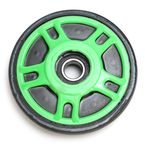 Green Idler Wheel w/Bearing - 04-1562-21