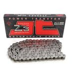Z3 Super Heavy Duty 520 Nickel/Nickel X-Ring Chain - JTC520Z3NN120RL