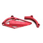 Red Case Saver/Sprocket Cover Kit - 03-04153-24