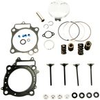Top End Conversion Kit w/Black Diamond Stainless Valves (Intake/Exhaust .440 Lift) (Std. 96.00mm Bore) - 30-33100