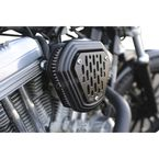 Black  Hex Air Cleaner - B09-0012B