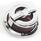Chrome Air Cleaner Kit - 9583