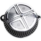 Chrome MAXXX M8 Air Cleaner w/Cover - LA-2390-03