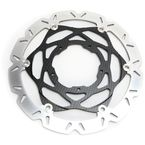 BMW SMX Carbon Look Brake Rotor Kit - SMX6343