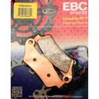 Double H Sintered Metal Brake Pads - FA643HH