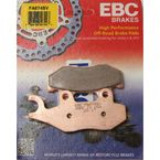 SV Severe Duty Sintered Metal Brake Pads - FA674SV