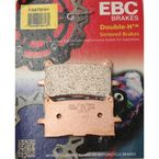 Double H Sintered Metal Brake Pads - FA679HH