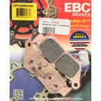 Extreme Performance Sintered Brake Pads - FPFA209/2HH