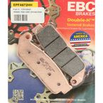 Extreme Performance Sintered Front Brake Pads - FPFA672HH