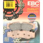 SXR Side By Side Race Fomula HH Sintered Brake Pads - SXR677HH
